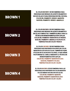 Charme International Pigments Eyebrowns