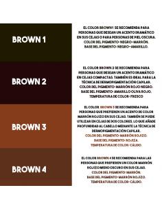 Charme International Pigments Eyebrowns