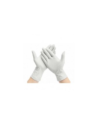 Eurogroup White Nitrile Gloves 200und