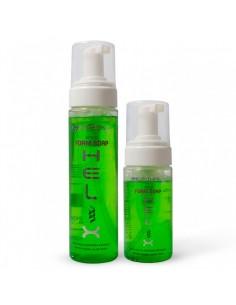 Green Soap Foam Helix Panthera