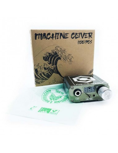 Power Supply and Machine Cover ECO...