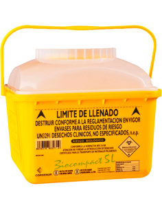 Waste Container 5L