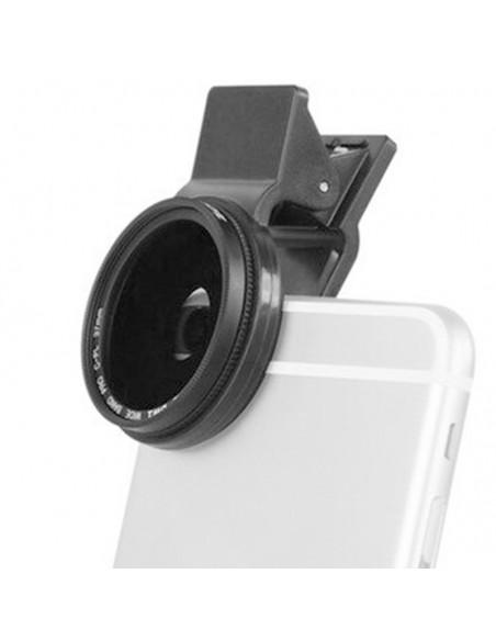 Lens Focus Clamp